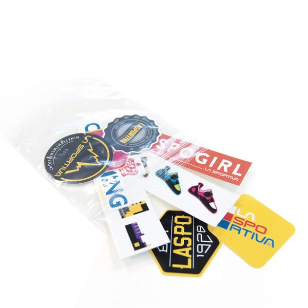Gadgets Accessories - Sticker Pack - Unisex - La Sportiva