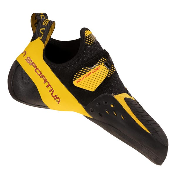 Chaussures d'Escalade - Solution Comp - Homme - La Sportiva France