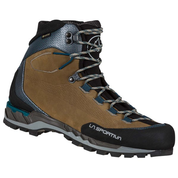Chaussures d'Alpinisme - Trango Tech Leather Gtx - Homme - La Sportiva France