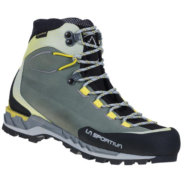 Calzado Alpinismo  - Trango Tech Leather Woman Gtx - Mujer - La Sportiva Spain