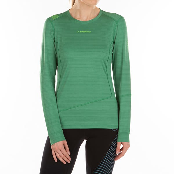 Ski Mountaineering Shirts - Dash Long Sleeve W - Woman - La Sportiva