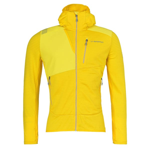 Mountaineering Mid Layer-Hoodies - Lucendro Thermal Hoody M - Homme - La Sportiva France