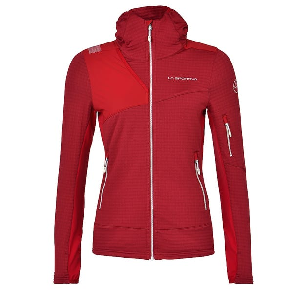Mountaineering Mid Layer-Hoodies - Lucendro Thermal Hoody W - Donna - La Sportiva Italia