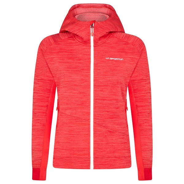 Climbing Mid Layer-Hoodies - Aim Hoody W - Woman - La Sportiva