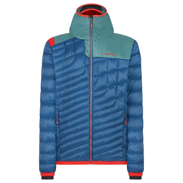 Ski Mountaineering Jackets-Shells - Phase Down Jkt M - Man - La Sportiva