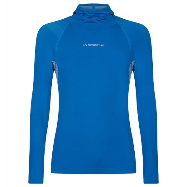 Ski Mountaineering Shirts - Grit Long Sleeve M - Man - La Sportiva