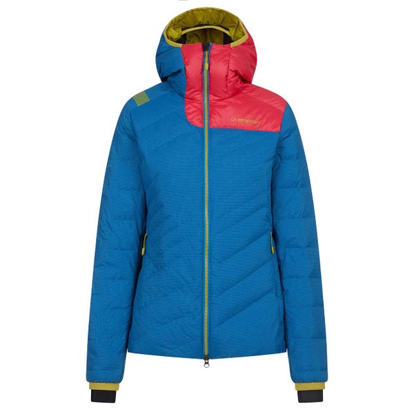 Ski Mountaineering Jackets-Shells - Tempest Down Jkt W - Woman - La Sportiva