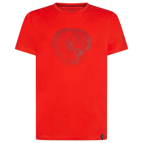 Climbing T-Shirts - Cross Section T-Shirt M - Man - La Sportiva