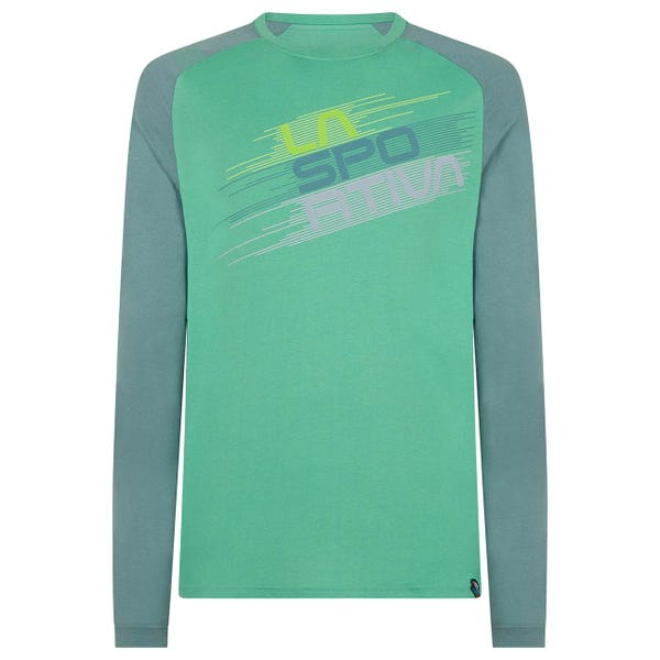 Chemises d'Escalade - Stripe Evo Long Sleeve M - Homme - La Sportiva France