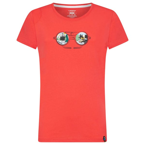 T-shirts d'Escalade  - View T-Shirt W - Femme - La Sportiva France
