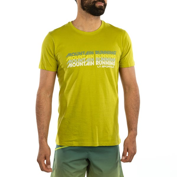 T-Shirts Trail Running - Mountain Running T-Shirt M - Uomo - La Sportiva Italia