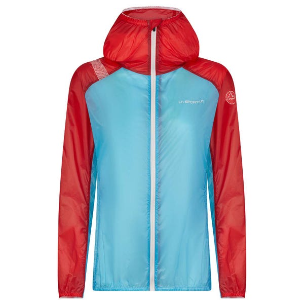 Mountain Running Jackets-Shells - Briza Windbreaker Jkt W - Woman - La Sportiva
