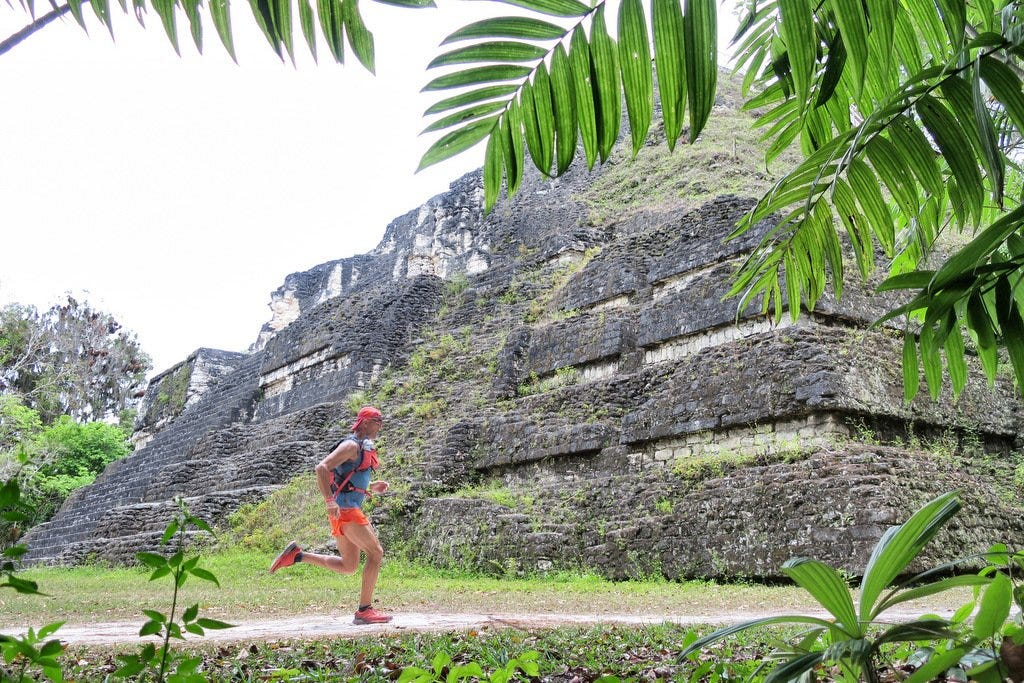 Running around the World: discovering Central America with Dino Bonelli