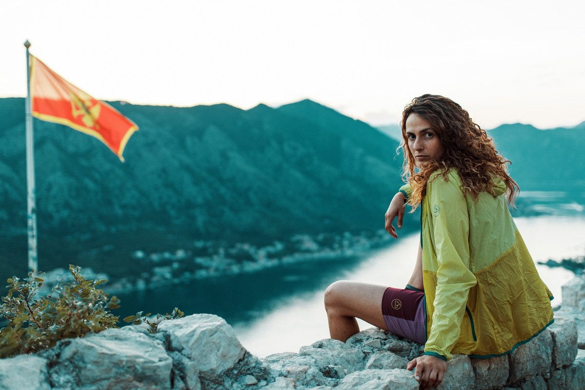 Upendo Vibes: in Kotor, Montenegro with La Sportiva products