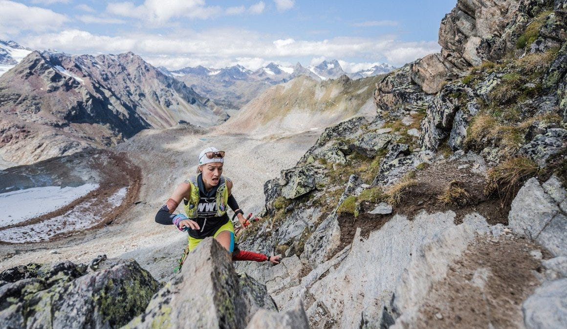 You're stronger than you think: mental coach Sandra Mastropietro speaks about ultra running