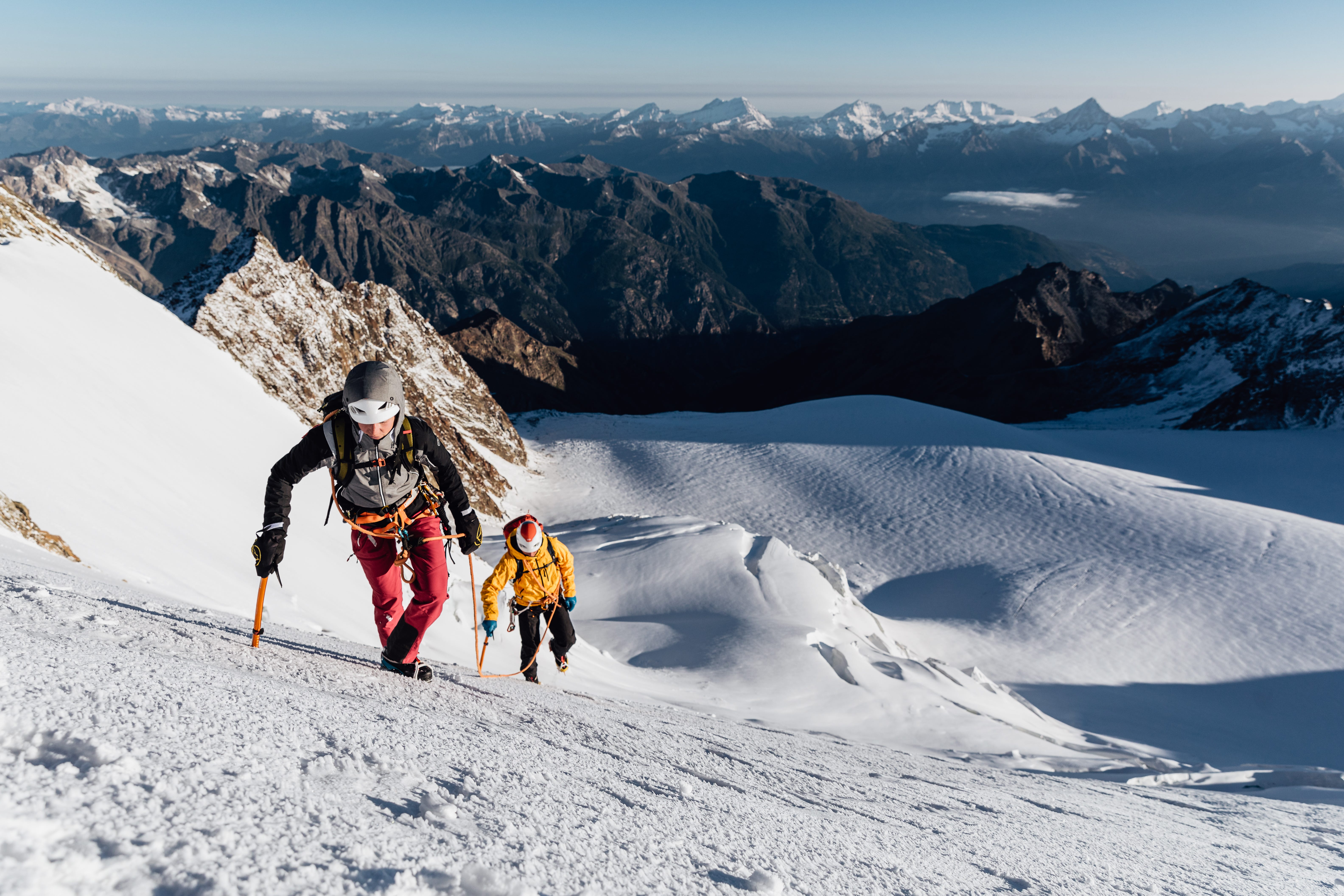 Aequilibrium Series: light & fast mountaineering by La Sportiva
