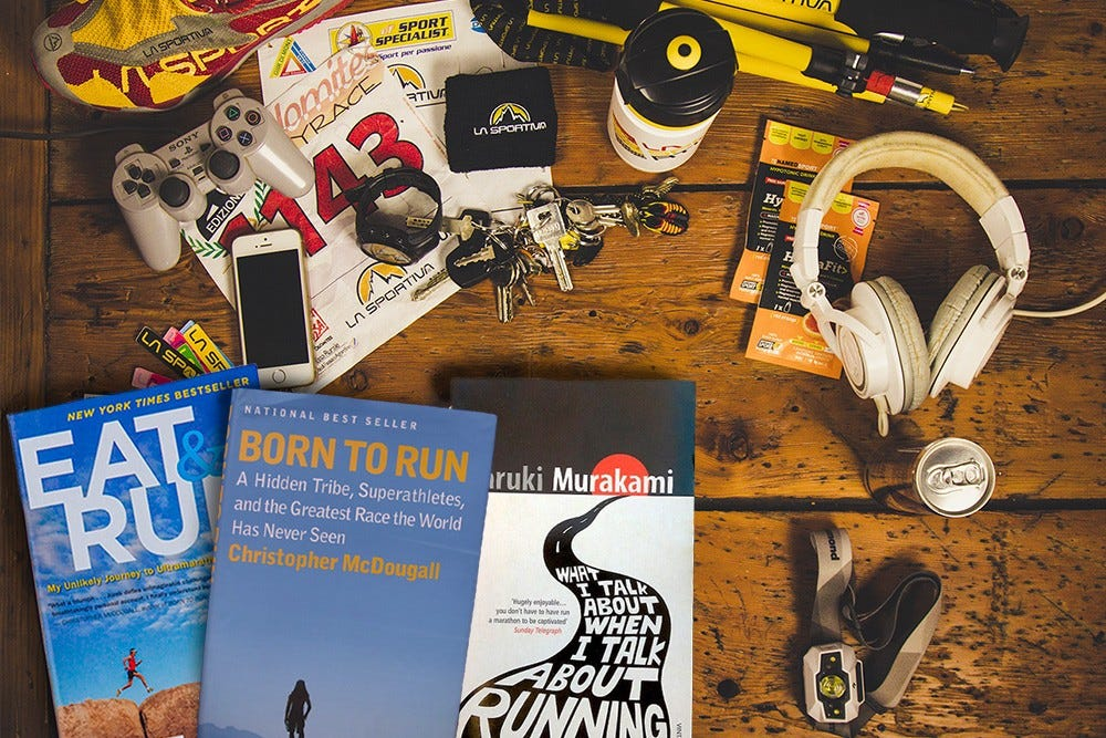 Summer Readings: if you're looking for the right motivation, here we are with the most iconic books about ultra running