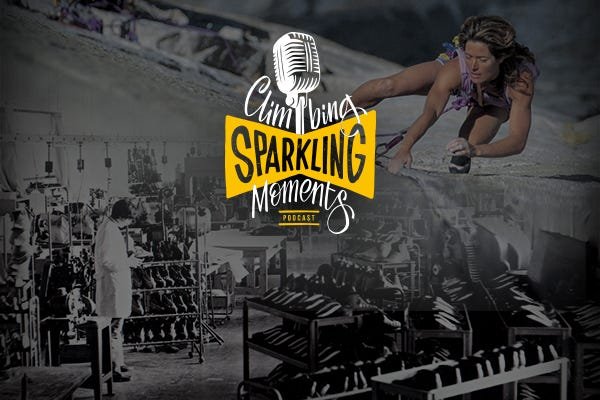 Climbing Sparkling Moments: the podcast that talks about the climbing movement