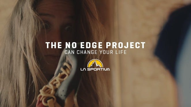 The No-Edge can change your life...