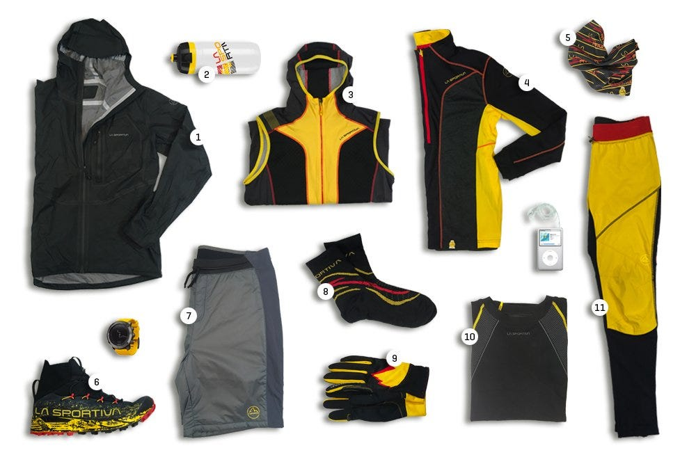 Winter Running: get inspired by the La Sportiva collection